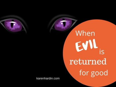 When Evil is Concerned for Good