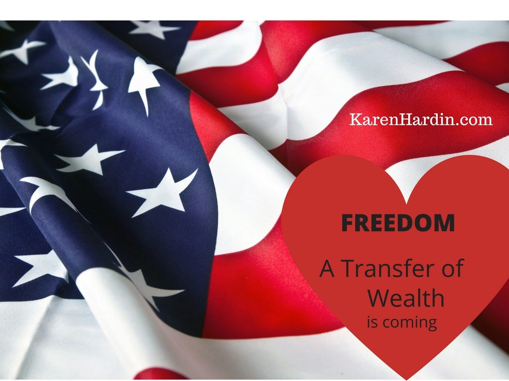 Freedom from Embezzlement and Slavery - KarenHardin.com
