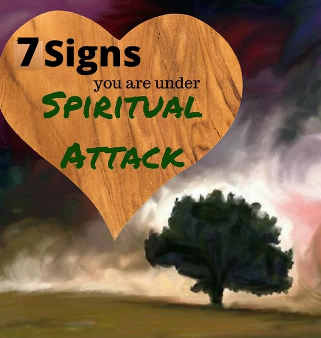 7 Signs you are under Spiritual Attack - Karen Hardin