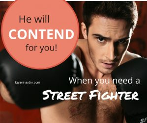It might be time for a street fight