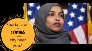 Sharia Law coming to a city near you?