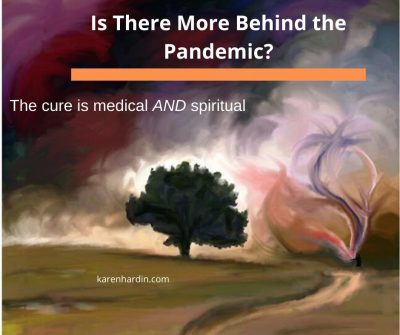 Is there more behind the pandemic