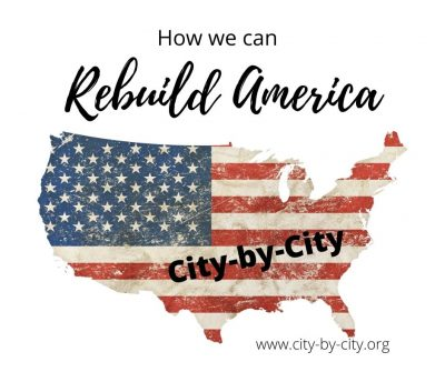 Rebuild America - The Nehemiah Strategy