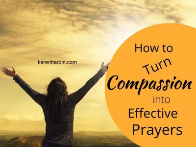 Compassion to prayers