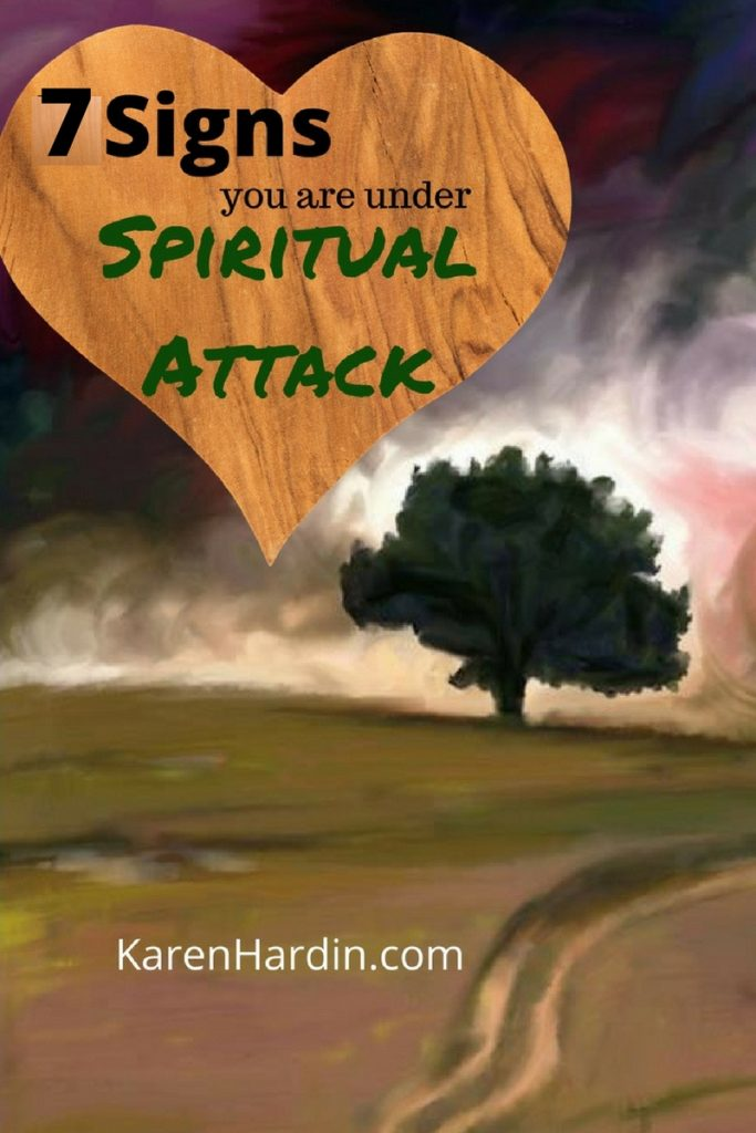 7 signs you are under spiritual attack