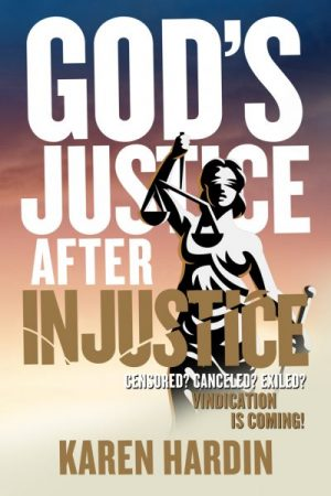 God's Justice after Injustice cover